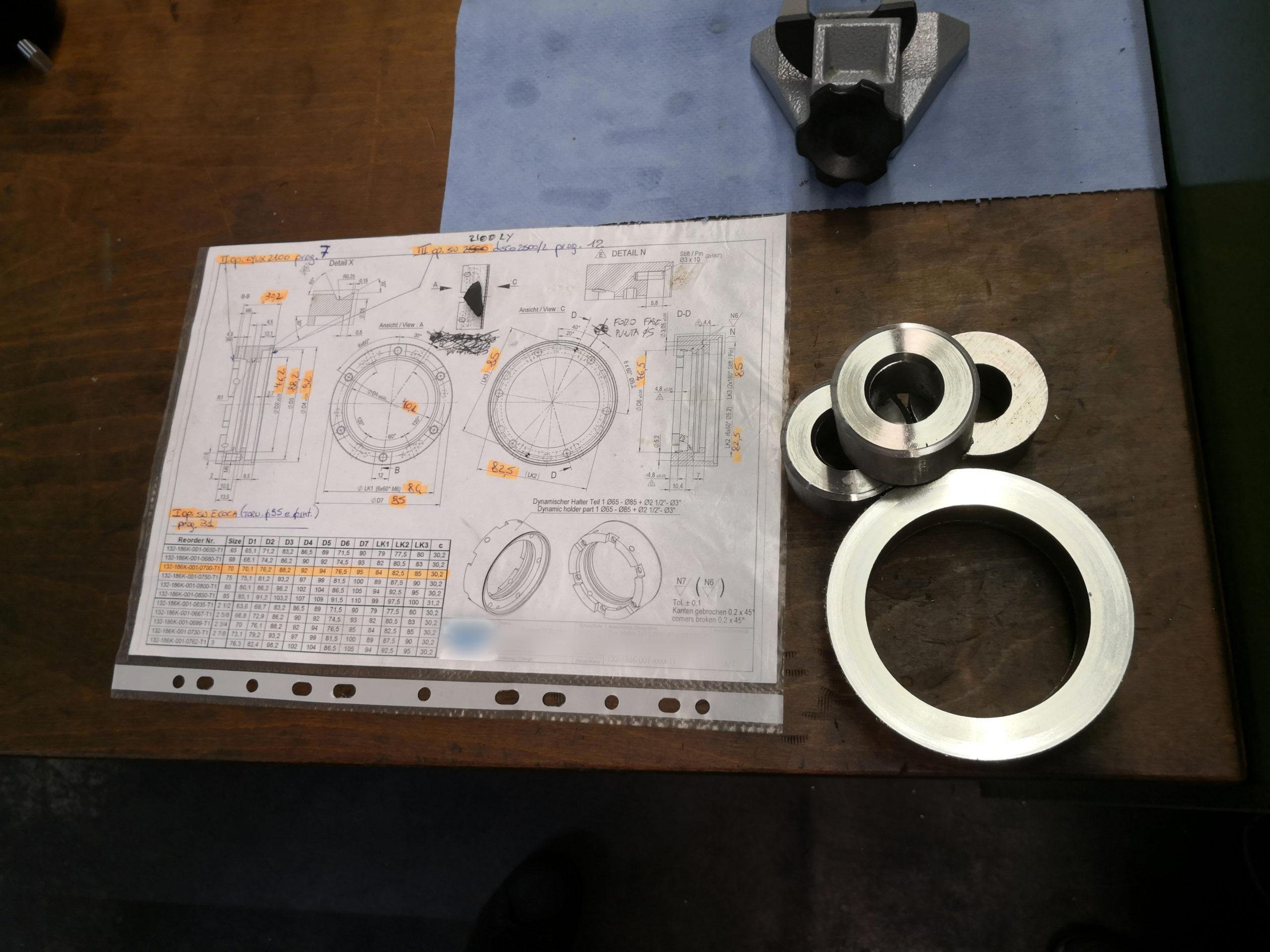progetto meccanico